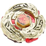 Magideal Kid's Alloy & Plastic Fusion Beyblade Master Metal Fang Leone Burning Claw W105R2F with Launcher (RC_57006181)