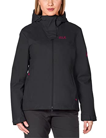 Jack Wolfskin Women's Arroyo Weatherproof Jacket, Womens, Wetterschutzjacke  Arroyo Jacket, Phantom, ...