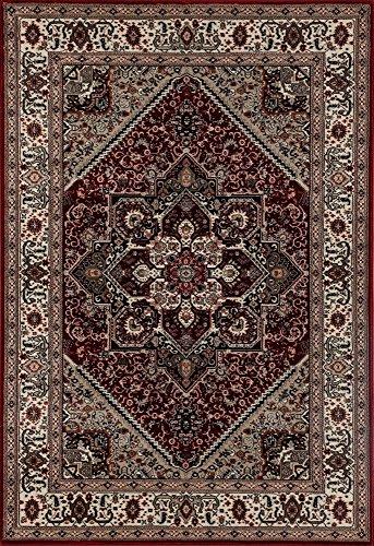 Art Carpet Dexter Collection Kaleidoscope Woven Area Rug, 4' x 6', ()