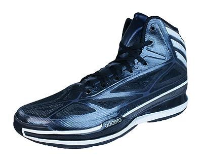 buy online 8df07 270d2 adidas Adizero Crazy Light 3 Mens Basketball SneakersShoes-Black-13.5