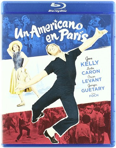 Un Americano En Paris (Blu-Ray) (Import Movie) (European Format - Zone B2) (2008) Georges Guetary; Nina Foch;