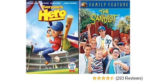 Amazon com: Everyone's Hero / The Sandlot: Movies & TV