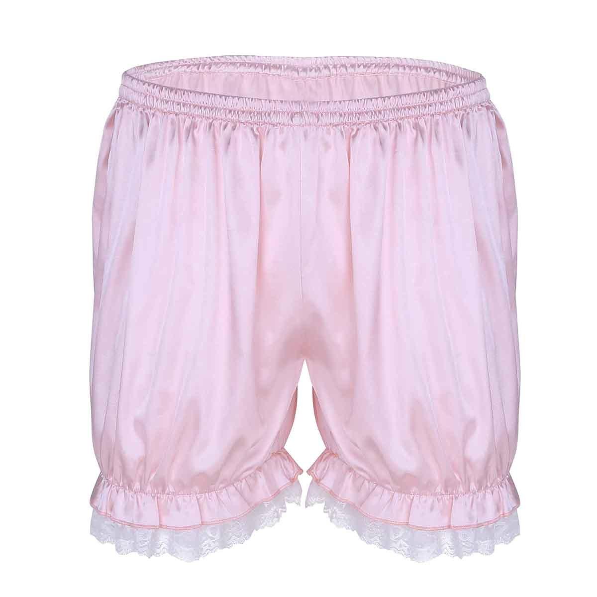 1fd36f1828 Set Include: 1Pc Underwear Men's bikini briefs thong underwear. High cut  and open butt style. Low rise, unique ruffled frilly design