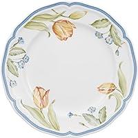 Villeroy and Boch Flower Dream Tulip Salad Plate