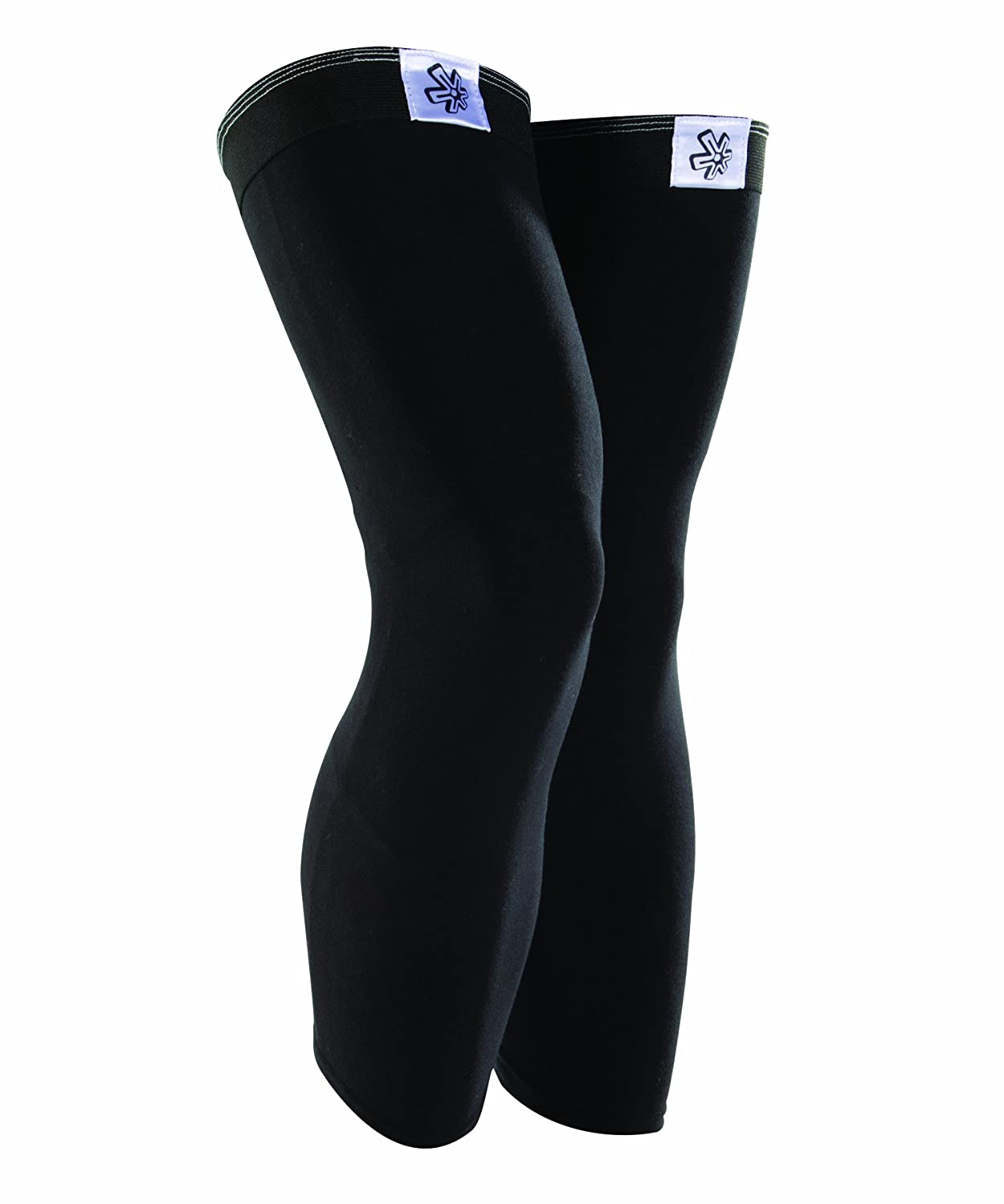 Asterisk Ultra CELL Banded Undersleeve (Black, Large) - Pair USP-L