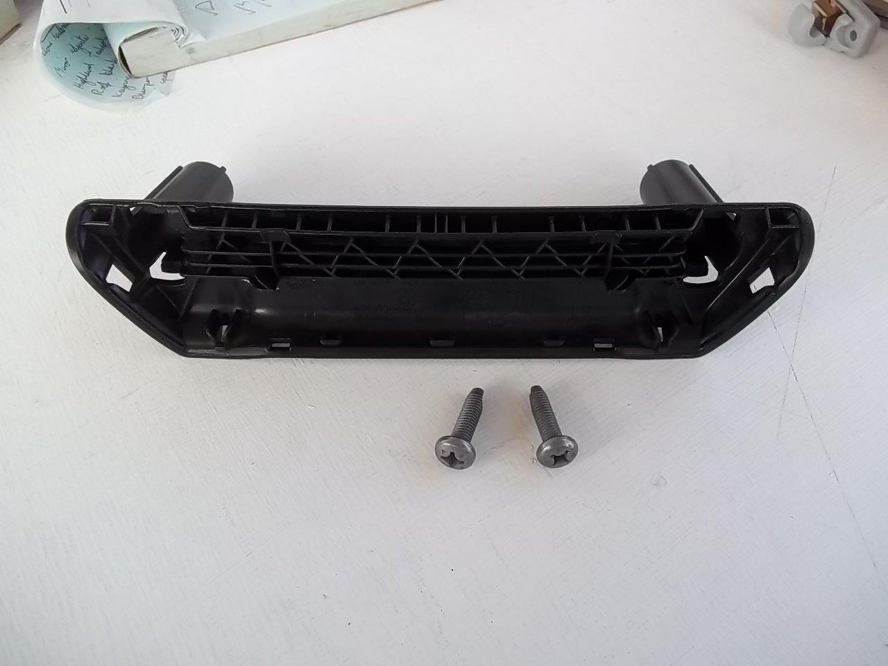 Manillar del VW Transporter T5/con tornillos