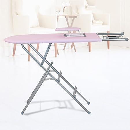 MMM Escalera Tabla de planchar Tabla de planchar Tabla de planchar Plancha de planchar plegable (Color : Pink) : Amazon.es: Hogar