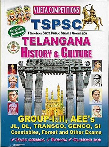 Telangana History Bits Pdf