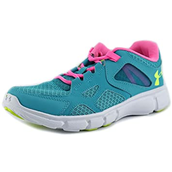 Chaussures Under Armour Thrill Femme Bleu-Rose 2016 fDp87