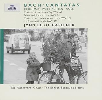 Johann Sebastian Bach - Christmas Cantatas - Amazon.com Music