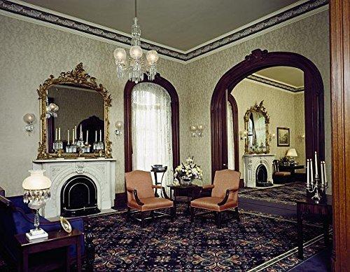 Photo  Bolling Haxall House Richmond Virginia Va Womans Club Of Richmond Highsmith 1