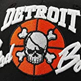 Detroit Bad Boys Fitted 59FIFTY Cap by New