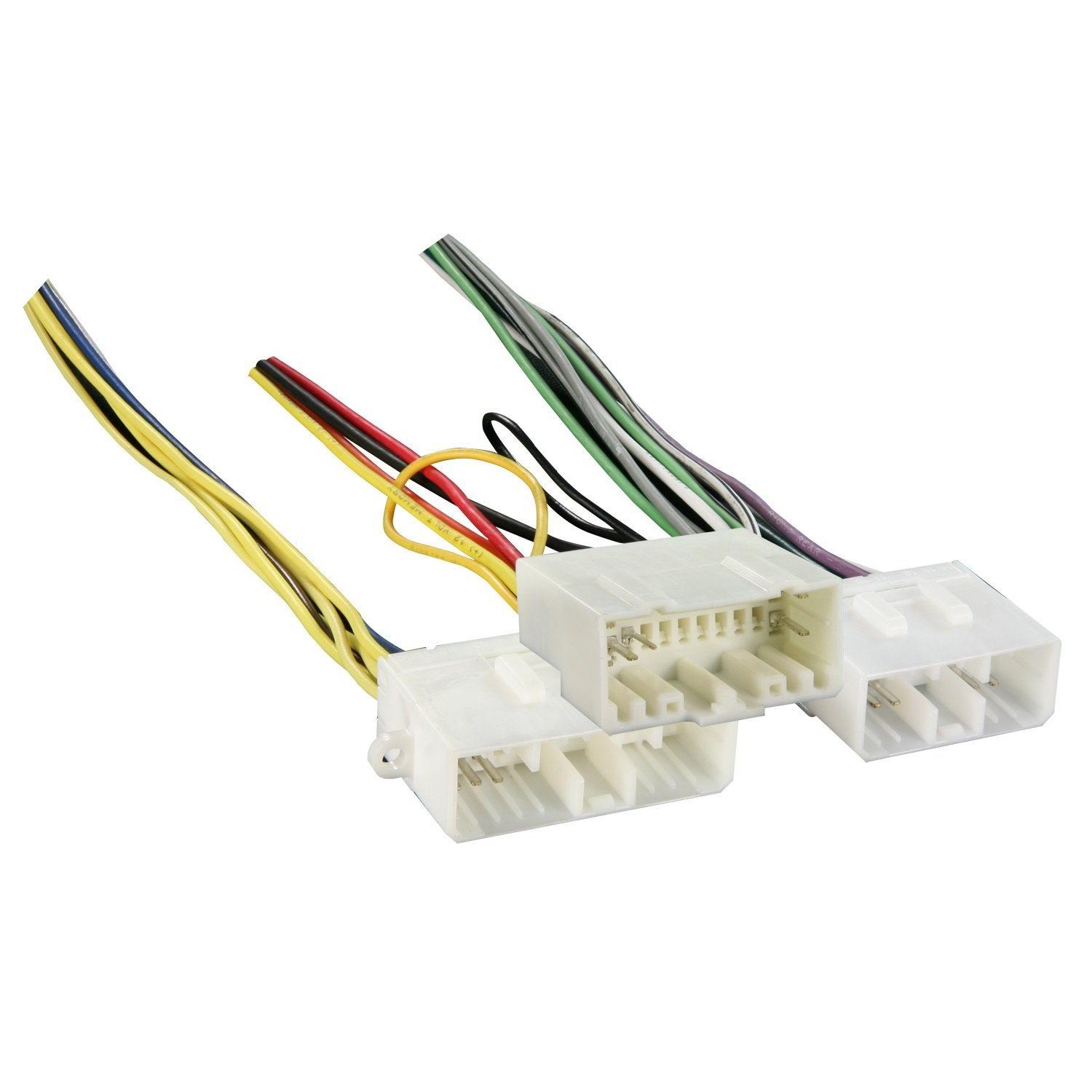 615V 7oJ%2BCL._SL1500_ amazon com metra 70 6510 wiring harness for select 2002 2004  at mifinder.co