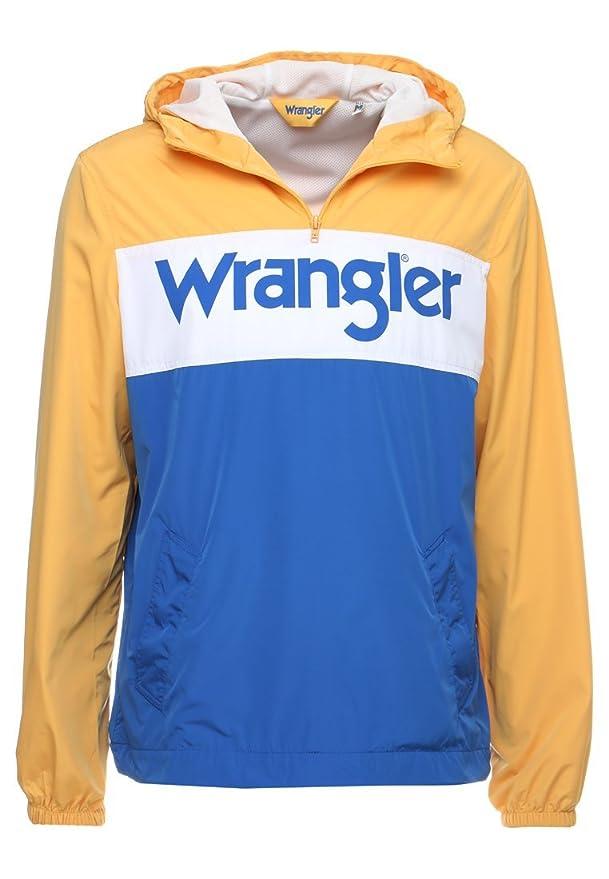 Wrangler - Chaqueta - para Hombre: Amazon.es: Ropa y accesorios