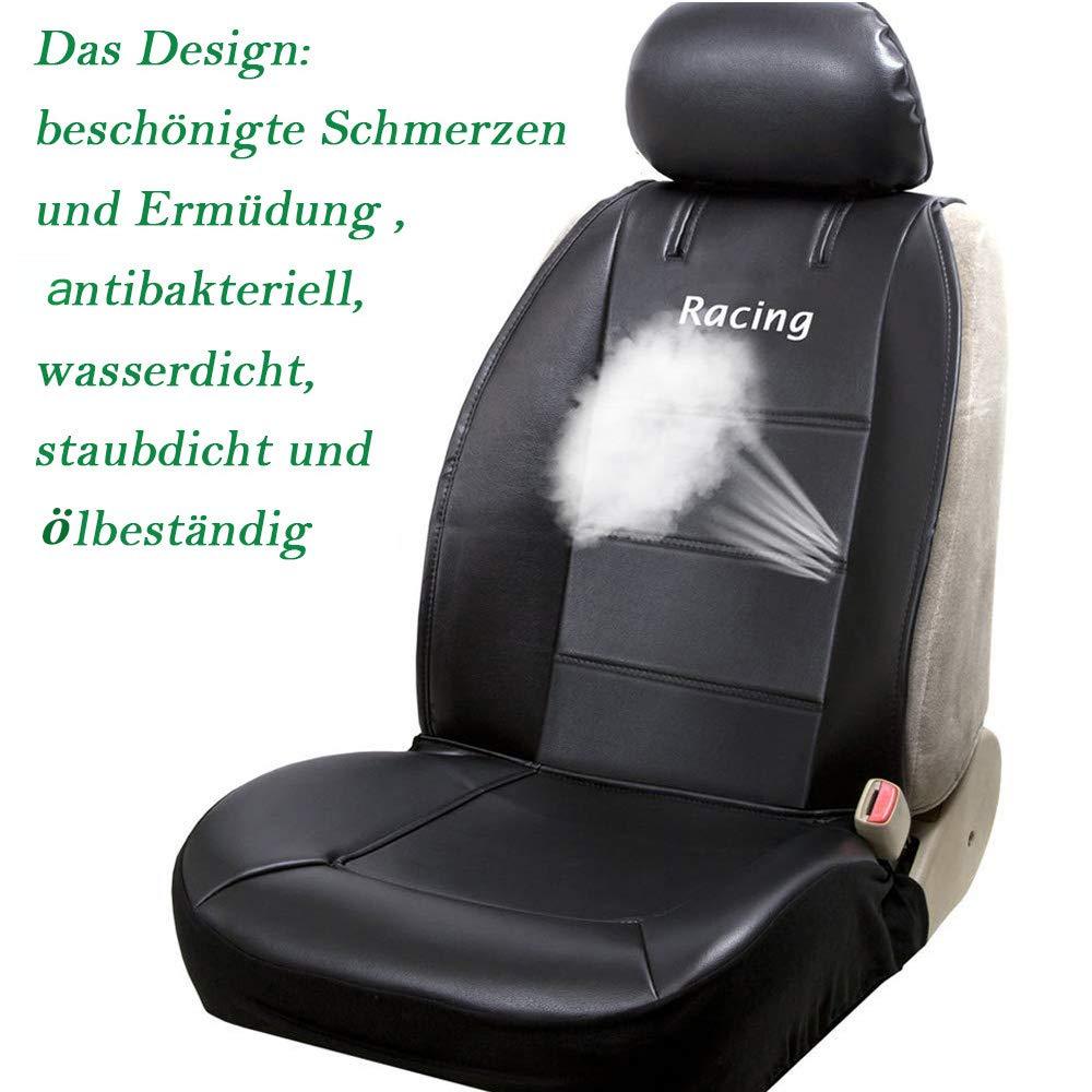 Hause Big Ant Lordosenst/ütze Kissen Orthop/ädische Design Ischias Schmerzlinderung Memory Foam St/ützkissen Perfekt f/ür Auto B/üro