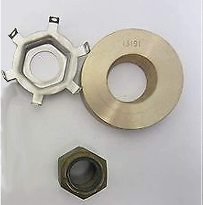 new Marine Prop Nut Kit Replaces Mercury 11-69578A1,11-69578Q1 Sierra 18-3702