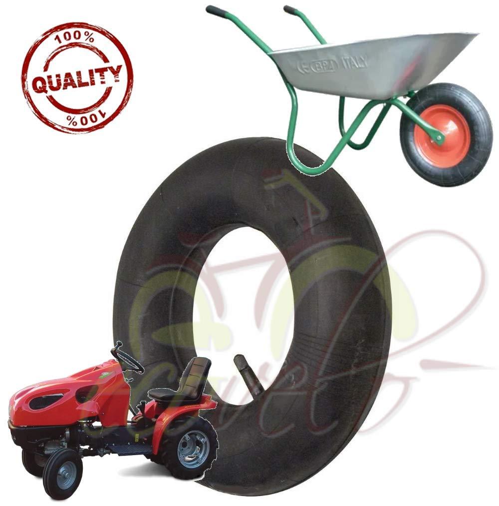 Cámara de aire 3.50/4.00-8 válvula TR13 para neumático rueda ...