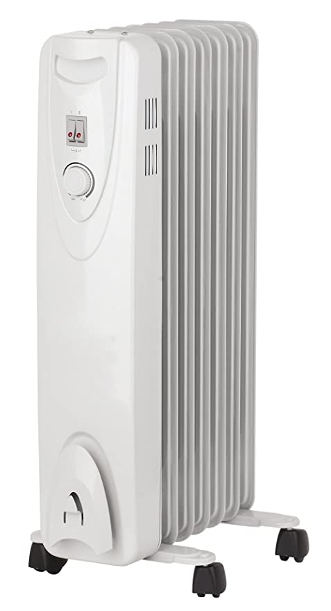 85487fa397d Amazon.com  Optimus H-6011 Portable Oil Filled Radiator Heater  Home    Kitchen