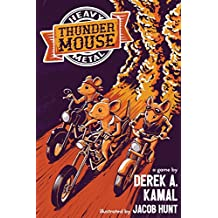 Heavy Metal Thunder Mouse: The RPG of Mice and their Motorcycle Clubs