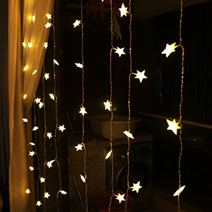 Home & Garden Careful Star Led Light String Battery Fairy Light For Party Outdoor String Lights Indoor Wedding Xmas Decoration Wire Lights Glow Party Supplies
