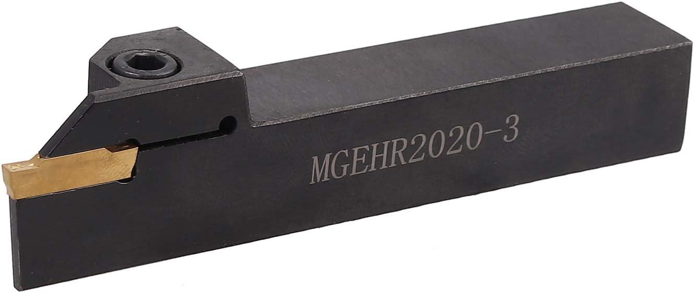 COLFULINE Stechhalter MGEHR2020-3 Abstechstahl Bohrstange 10 st/ück MGMN300-M Wendeschneidplatte Drehen Werkzeughalter Set