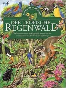 Der tropische Regenwald. Natur im Panorama. ( Ab 8 J.).: Gerard
