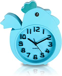 Amazon.com: Alarm Clock for Teen and Kids Bedroom, Girls ...
