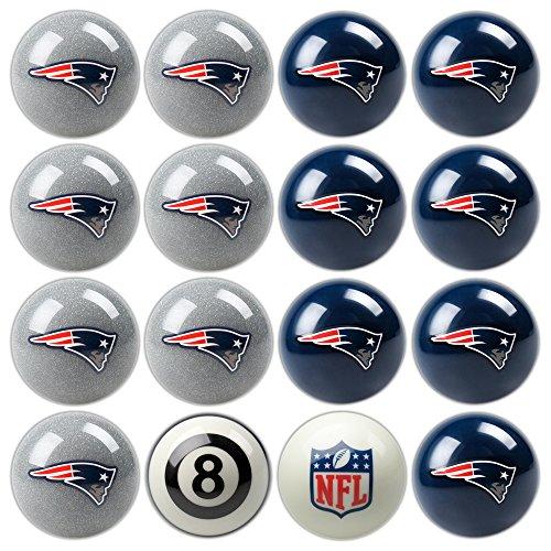 Rack Triangle 8 Ball Pool Billiards Table Pc Standard Size: New England Patriots Pool Table Light, Patriots Billiards