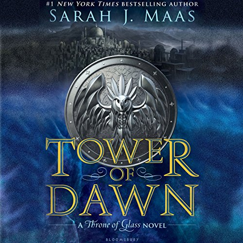 Tower of Dawn: A Throne of Glass Novel cover