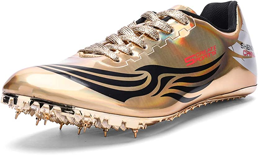 Shoes Spikes Running Training Sneakers