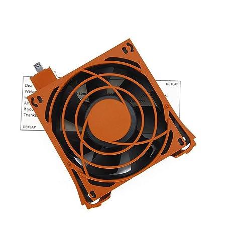 DBTLAP Ventilador de la CPU del Ordenador portátil para DELL Poweredge 1900 PE2900 JC915 C9857 Server