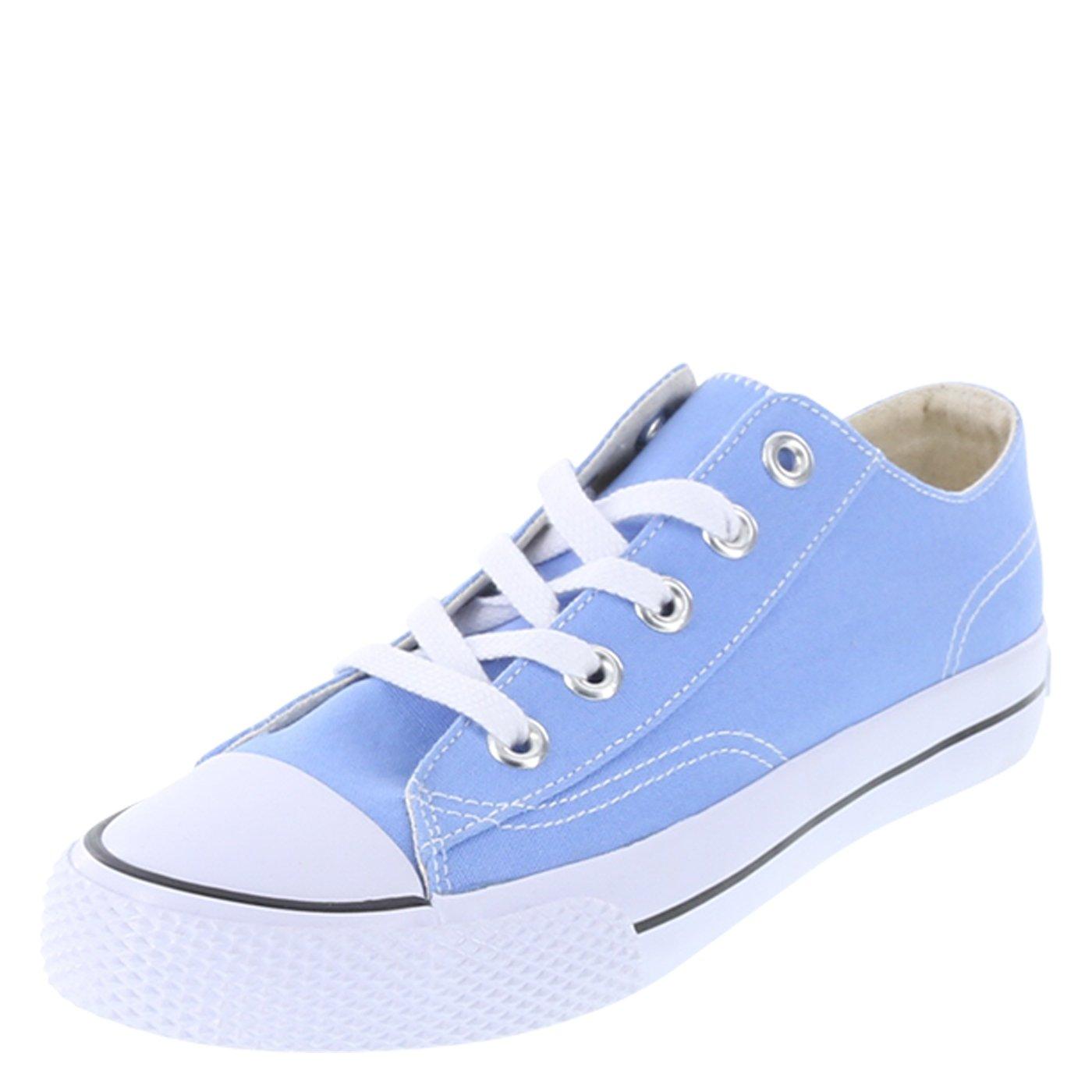 Airwalk Periwinkle Canvas Women's Legacee Sneaker 9 Regular