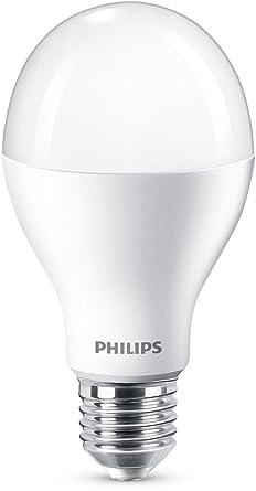 Philips Bombilla Pera E27 LED, 13.5 100 W