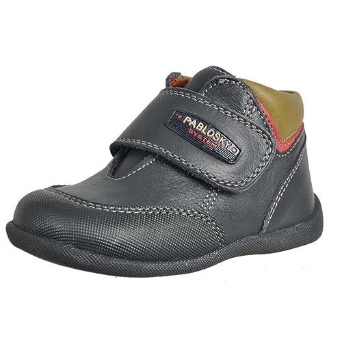 Botas para niño, Color Azul, Marca PABLOSKY, Modelo Botas para Niño PABLOSKY 38664 Azul: Amazon.es: Zapatos y complementos