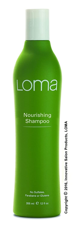 Loma Nourishing Shampoo, 12 Fl Oz