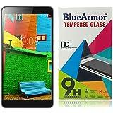 BlueArmor HD Clear Tempered Glass Screen Guard Protector for Lenovo Phab Pb1-750m