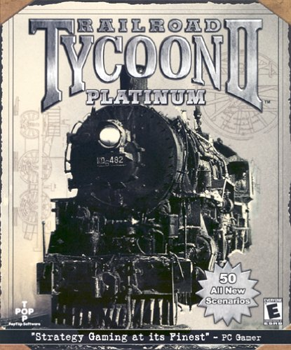 Railroad Tycoon 2 Platinum Edition (輸入版) B00005NBR0 Parent