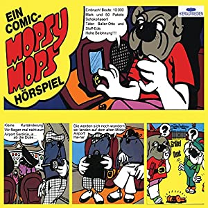Mopsy Mops (Mopsy Mops 1) Hörspiel