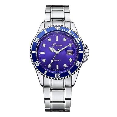 Besow iwatch Apple Watch 38MM Correa de Reloj de Pulsera de Acero Inoxidable Correa de Reloj
