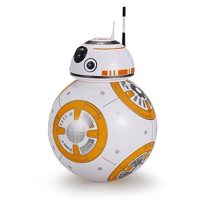 Amazon.com: festnight RC Robot Control Remoto Planet Boy de ...