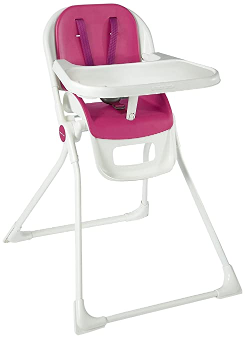 Chicco Polly Easy 4 Wheels Highchair Sunrise