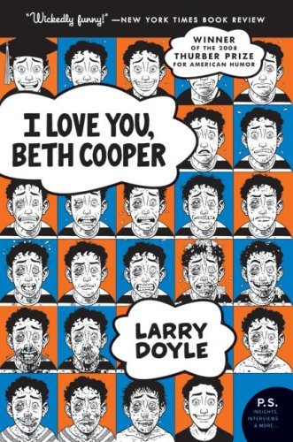 I Love You, Beth Cooper (P.S.) cover