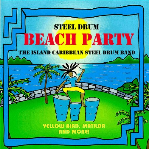 Party Island Beach: Island Christmas: Steel Drum Christmas Songs (Caribbean