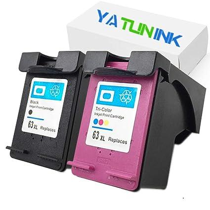 yatunink - Cartucho de tinta remanufacturado de repuesto para HP ...