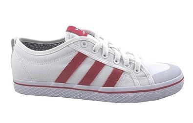 Honey Low Stripes Weissweiss WTop Rot Adidas Blanc Femme IH92ED