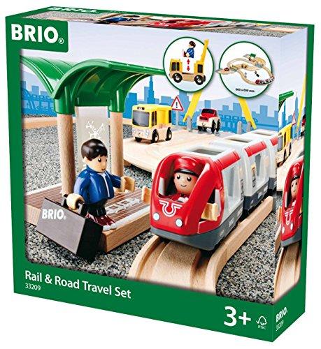 Brio - 33209 - Circuit Correspondance - Train / Bus