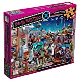 : Movie Madness 550 Piece Puzzle