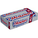 3 MUSKETEERS Chocolate Sharing Size Candy Bars 3.28-Ounce Bar 24-Count Box