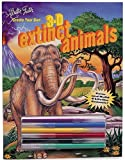 Create Your Own 3-D Extinct Animals, Walter Foster, 1560105348