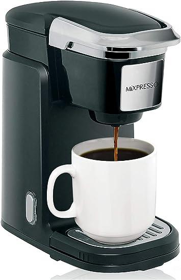 Amazon.com: Mixpresso Coffee - Cafetera para una sola taza ...